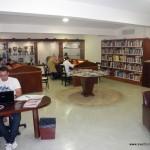 Biblioteca, mi lugar de trabajo