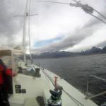 Aproximación a Ushuaia