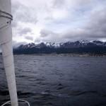 Vista general de la Bahía de Ushuaia