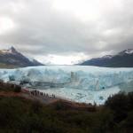 Vista general del Perito Moreno