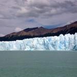 Cara norte del Perito Moreno