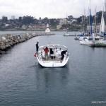 El Bahari navega